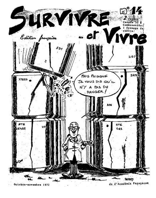 Survivre… et vivre n° 14