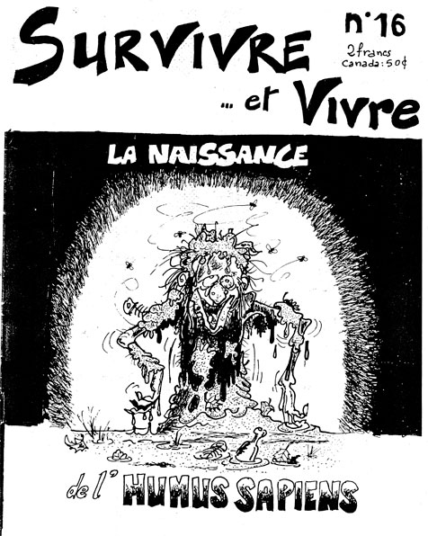 Survivre… et vivre n° 16