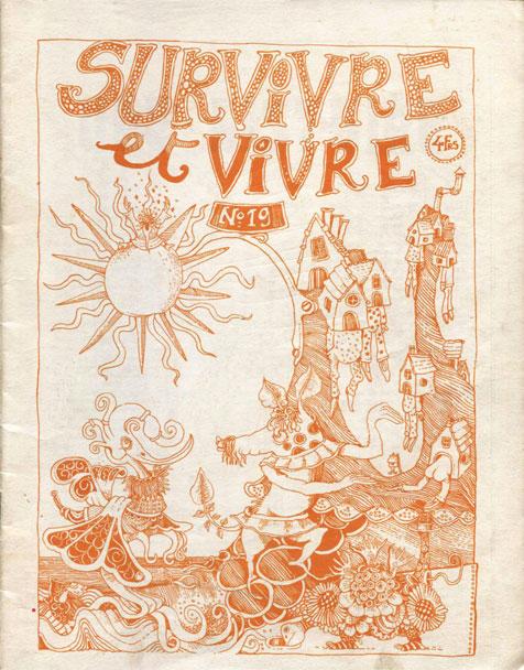 Survivre… et vivre n° 19
